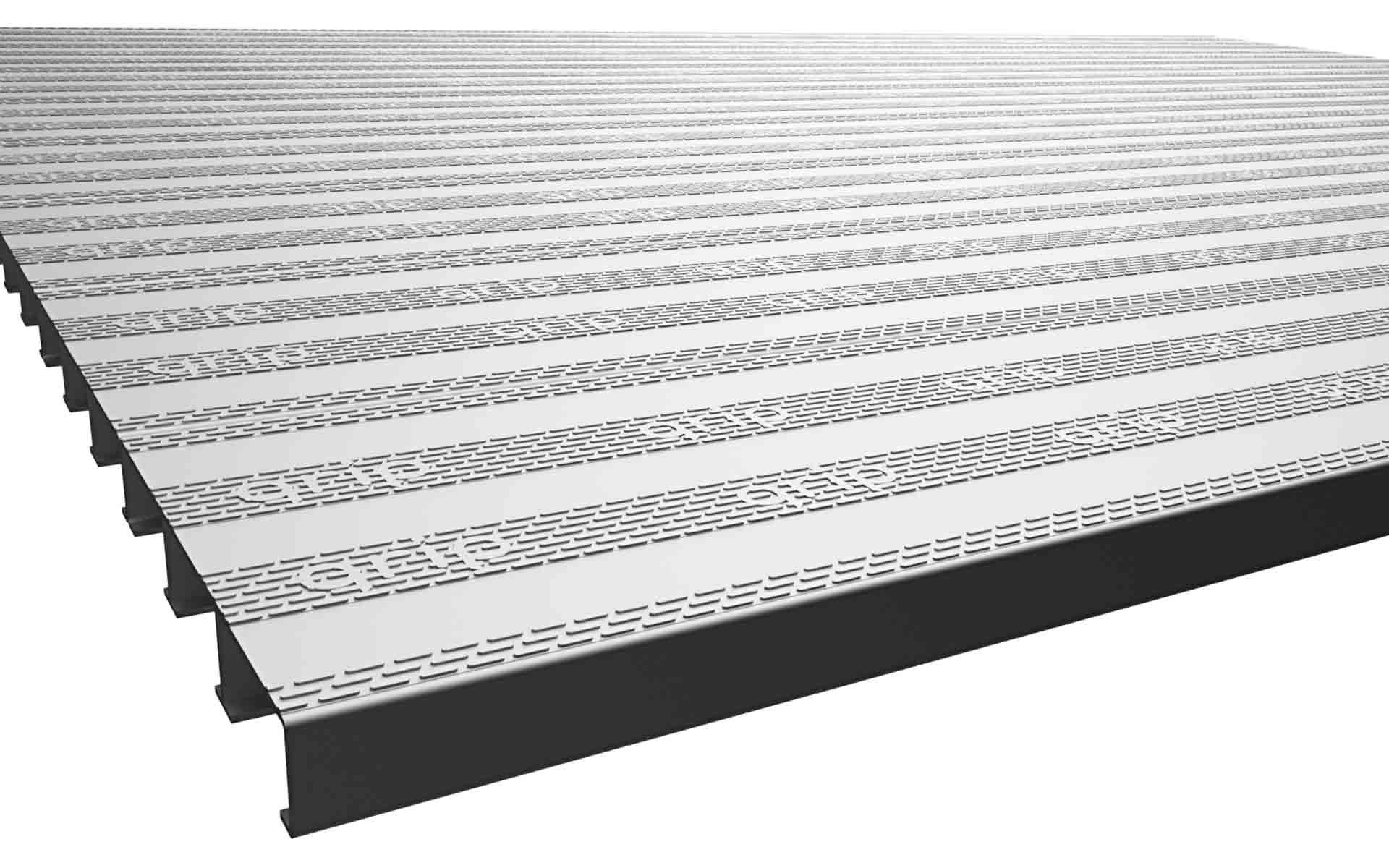 Qrip aluminium floor